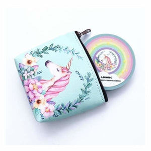 Unicorn Rainbow Makeup Highlighter + FREE Unicorn Bag - FBT-01 - Bronzers & Highlighters