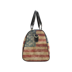 USA Old Glory Travel Bag - Waterproof Travel Bags (1639)
