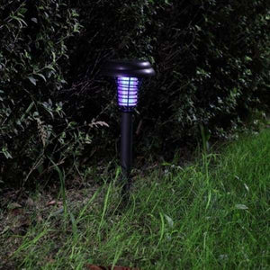 UV LED Solar Powered Zapper Killer - Solar Lamps