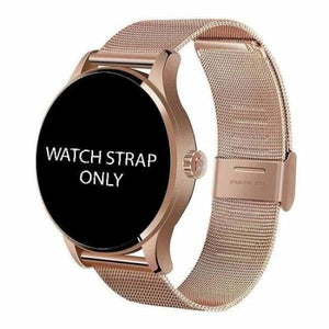 Watch Straps For K88H Unisex Smartwatch - rose steel strap - Smart Watches