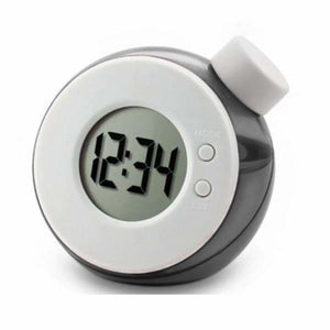 Water Powered Multi-Function Clock - Alarm Clocks