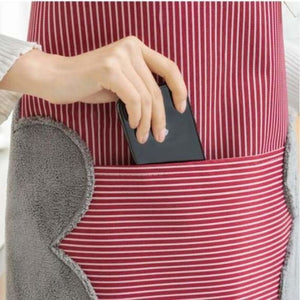 Waterproof Kitchen Apron With Pocket - Home - waterproof-kitchen-apron-with-pocket