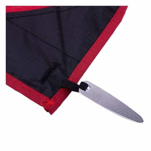 Waterproof Pocket Blanket With Ground Pegs - Camping Mat