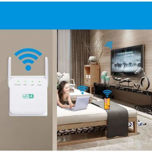 WiFi Booster 300Mbps - Home -