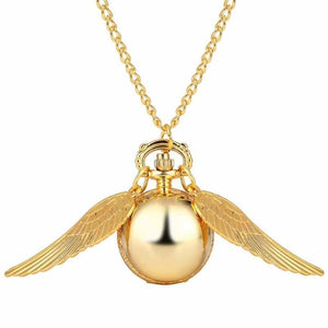 Wing Design Necklace Watches - Home - P1598 - wing-design-necklace-watches