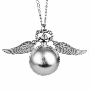 Wing Design Necklace Watches - Home - P606 - wing-design-necklace-watches