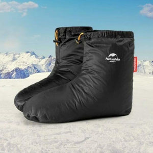 Winter goose down waterproof foot cover - sleeping bags - winter-goose-down-waterproof-foot-cover