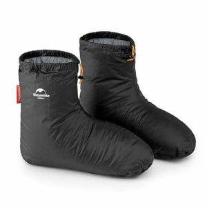 Winter goose down waterproof foot cover - sleeping bags - medium - winter-goose-down-waterproof-foot-cover