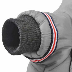 Winter Warm Dog Clothes - Dog Coats & Jackets - winter-warm-dog-clothes
