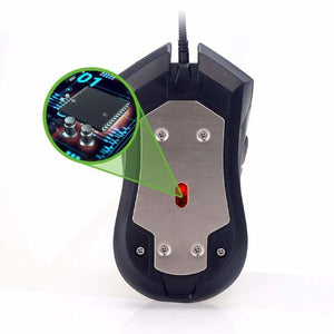 Wired Gaming Mouse Adjustable RGB Backlight - Mice - wired-gaming-mouse-adjustable-rgb-backlight