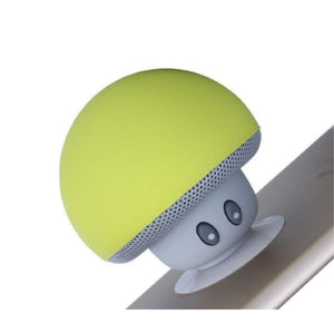 Wireless Bluetooth Mushroom Speaker - Grass Green