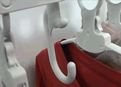 360 Degree Foldable Magic Hangers