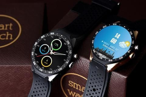 KW88 Smartwatch Pro With 2Mp Camera