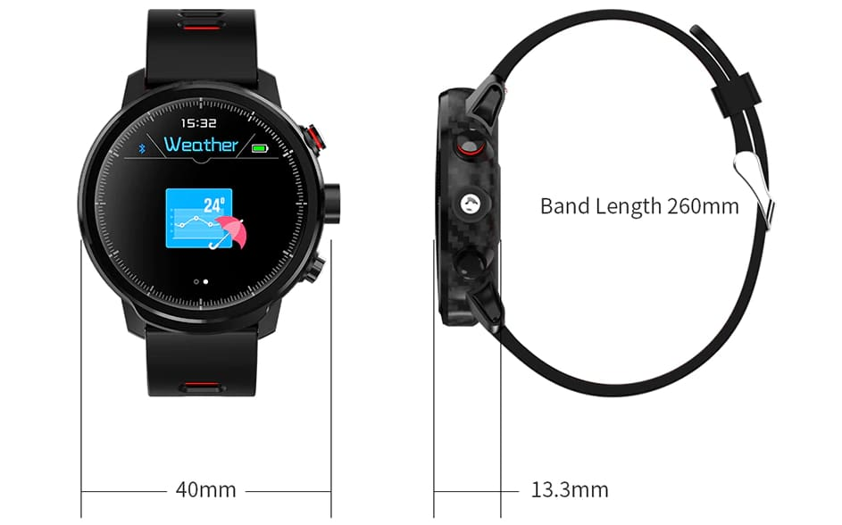 Sports Smart Watch 100 Day Standby