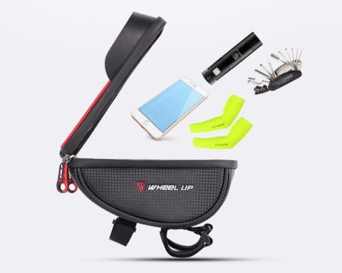 Bicycle Phone Holder & Storage