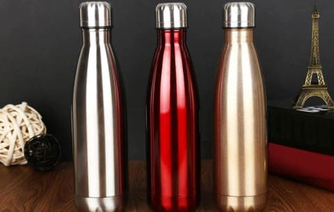 Stainless Steel Insulated Sports Bottle