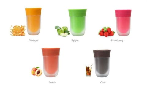 Healthy Flavoured Water Cup