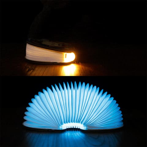 LED Folding Book Lamp