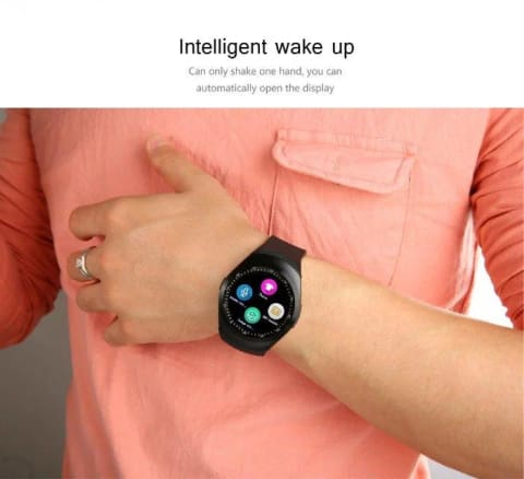 Y1 Smartwatch with GPS