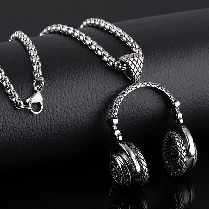 Beat Headphones Necklaces - Unisex
