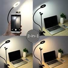 2 In 1 Phone Live Broadcast Holder