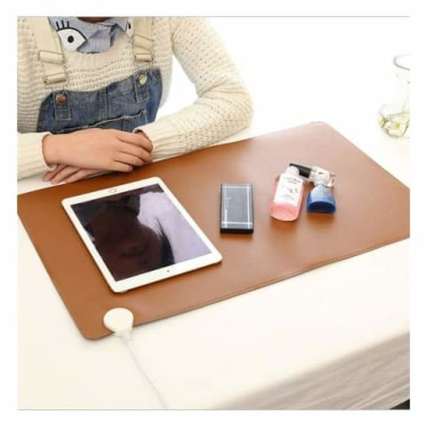 Heated Desk Pad