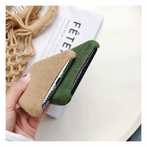 Ultra Thin Texture Case For iPhone