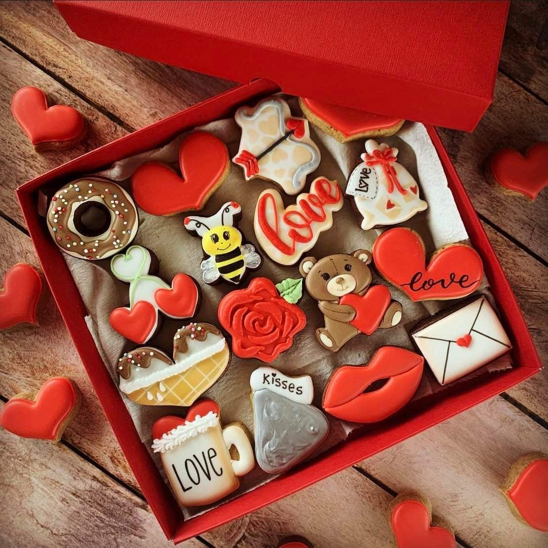 Very Vero Sweets by Design - Valentine Set