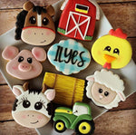Very Vero Sweets by Design - Tractor