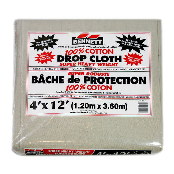 Heavy Duty Fabric Drop Cloth