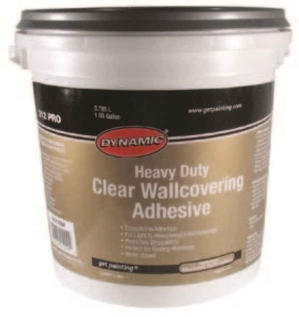 Heavy Duty Clear Wallpaper Adhesive