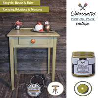 Chalk Based Paint - Kiwi