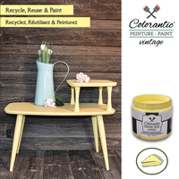 Chalk Based Paint - Lemon Pie