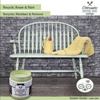 Chalk Based Paint - Summer Garden