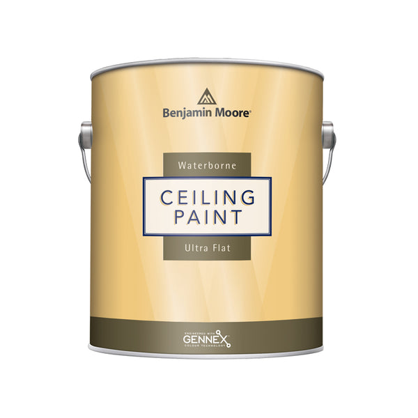 Waterborne Ceiling Paint - White