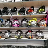 Snow Machine Helmets