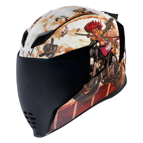 ICON Airflite Pleasuredome 3Helmet
