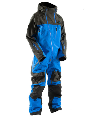 Velox Mono Suit, Blue Aster