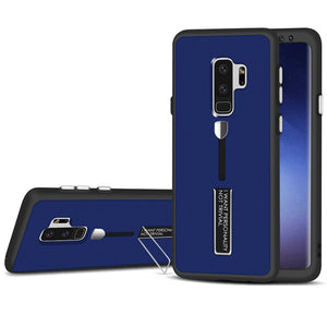 Bakeey Full Body Front & Back Cover Strap Grip Ständer für Samsung Galaxy S9/S9 Plus