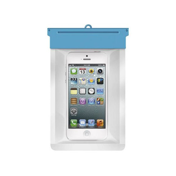 Waterproof case CoolBox ACTCOOBAG1 Smartphone Tablet Waterproof Transparent
