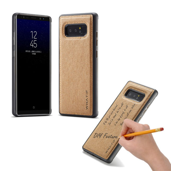 Wasserdichter DIY-Funktions-Fall für Samsung Galaxy Note 8/S8 Plus/S8/S7 Rand / S7