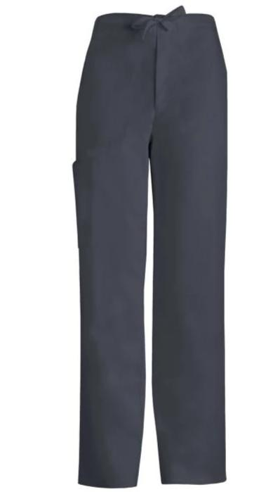 Cherokee Luxe Men's Fly Front Drawstring Pant In Navy 1022