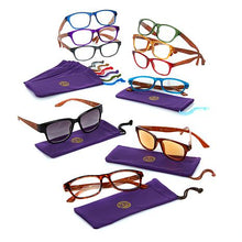 NEW JOY Mangano 20-Piece Shades Reading Glasses Couture Edition