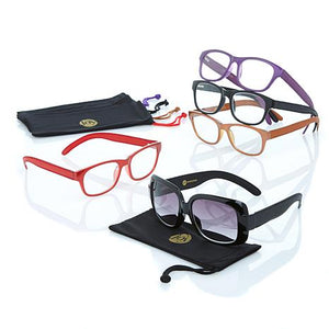 NEW JOY Mangano 10-Piece Reading Glasses