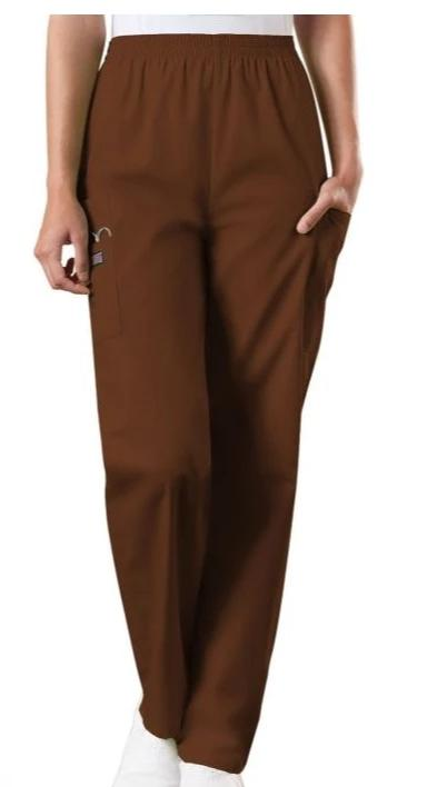 Cherokee Natural Rise Tapered Pull-On Cargo Pant 4200