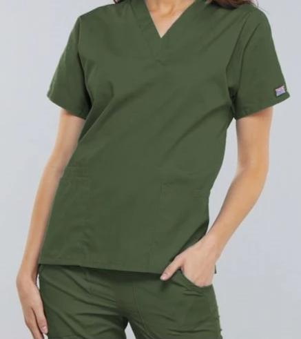 Cherokee V-Neck Top 4700
