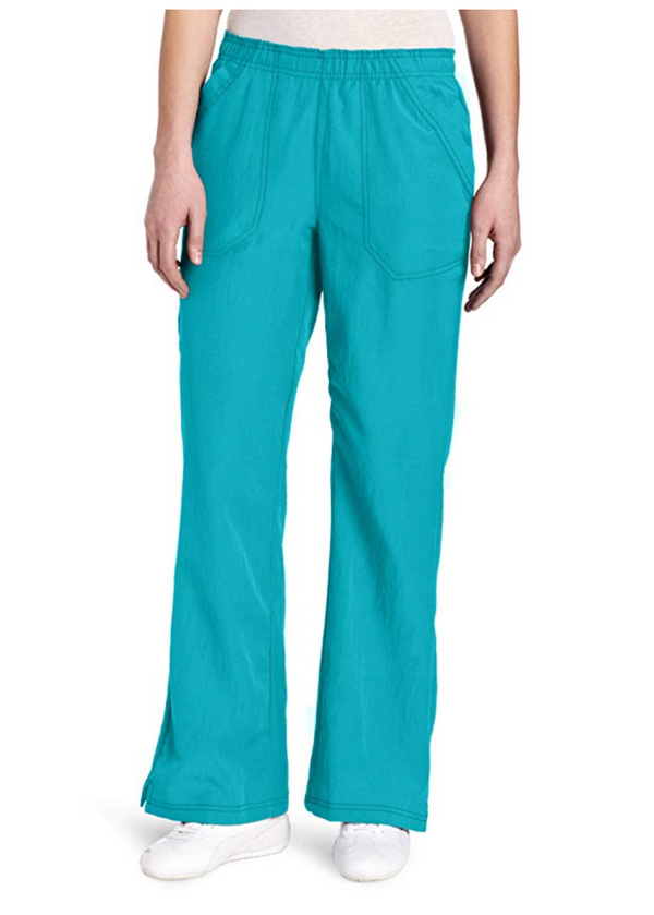 WonderWink Women's Scrubs Four Way Stretch Flip Flare Leg Pant 5314