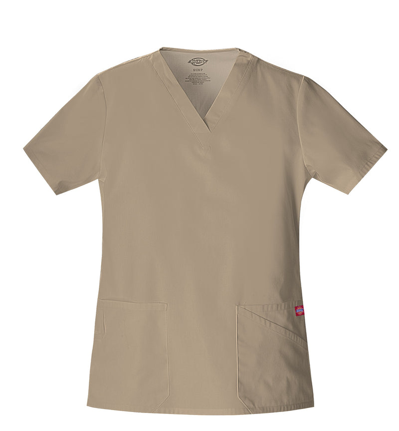 Dickies Soft Works Missy Scrub Top 84774