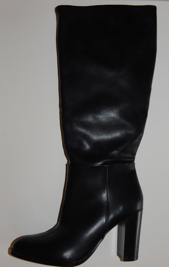 A New Day Knee High Black Boots