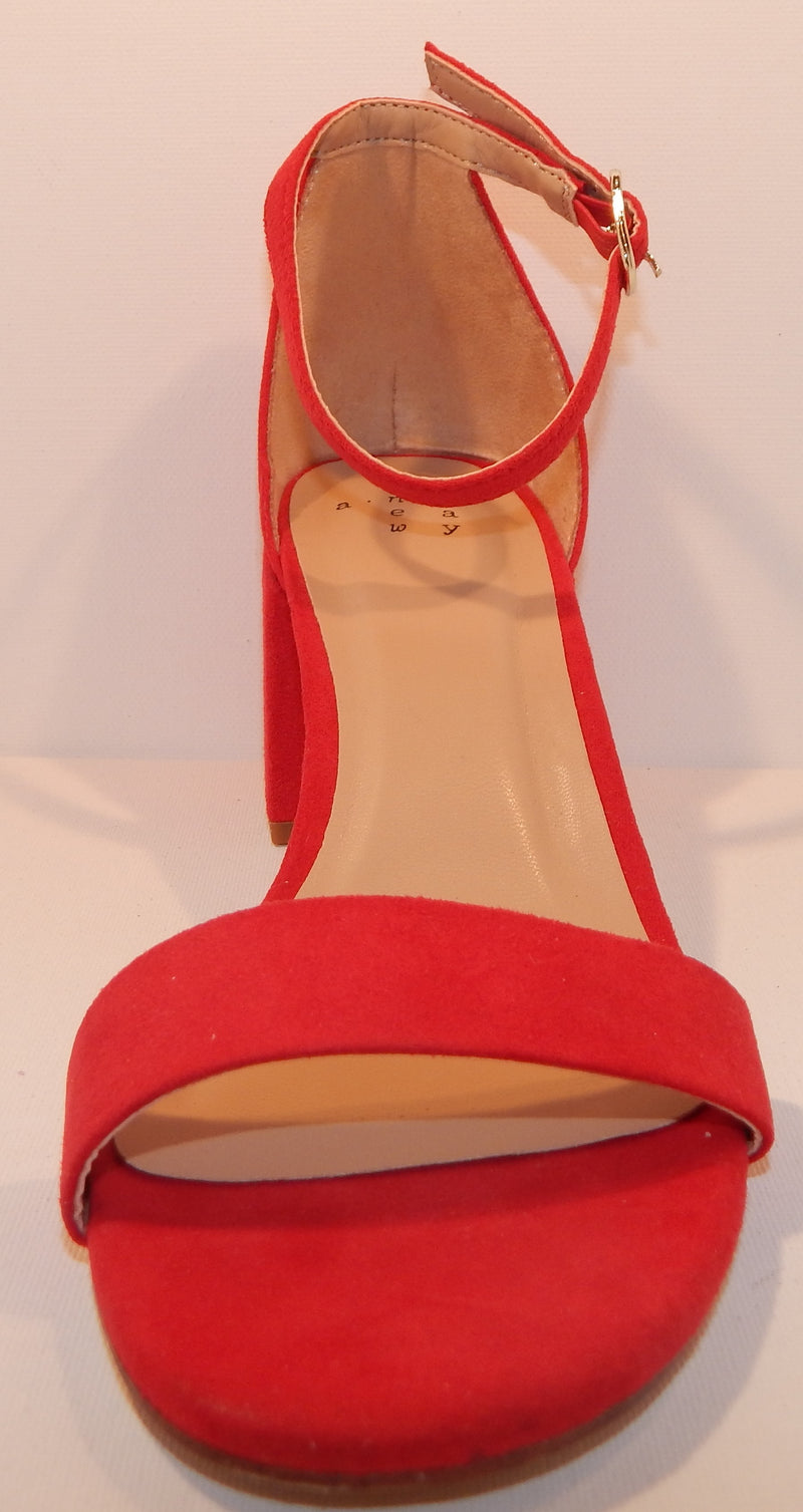 A New Day Women's Michaela Heel in Red